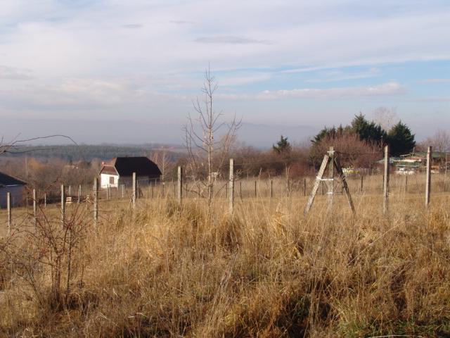 Csömörön panorámás  3780nm-es terület eladó a Levendula ligetben